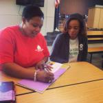 In January 2013, I served as the Book Coordinator for Capital Cause's Yes We Can Service Project.  This was a partnership with DC Public Schools.